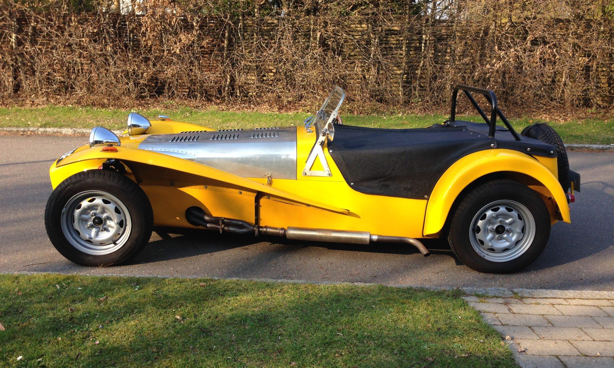 1967 Lotus Seven