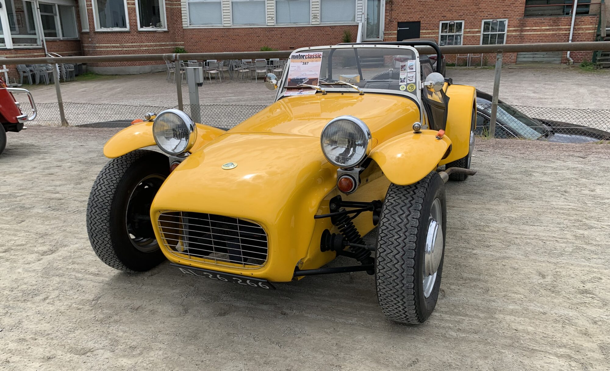 1967 Lotus Seven Series 2